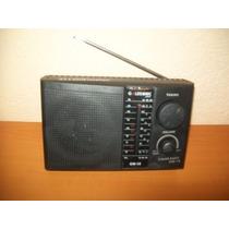 Radio Goldsonic 5 Bandas Am Fm Tv Sw1 Sw2