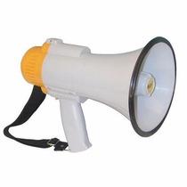 Megafono Grabador Reproductor Sirena Solo Envios