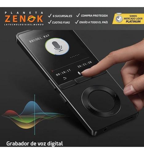 audio portatil reproductor mp4