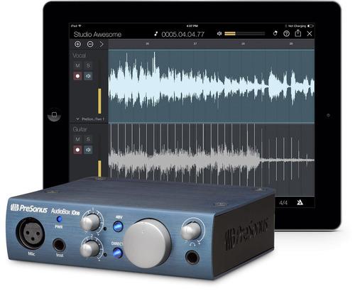 audio presonus interfaz