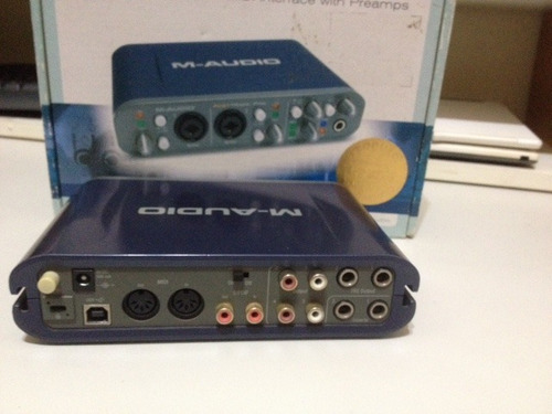 audio pro interface