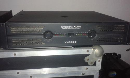 audio profesional amplificadores