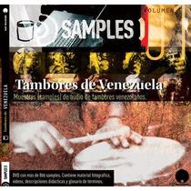 Samples De Tambores De Venezuela Volumen 1