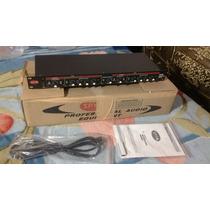 Crosover Procesador Spyn Ex825 Multiband Miniteca