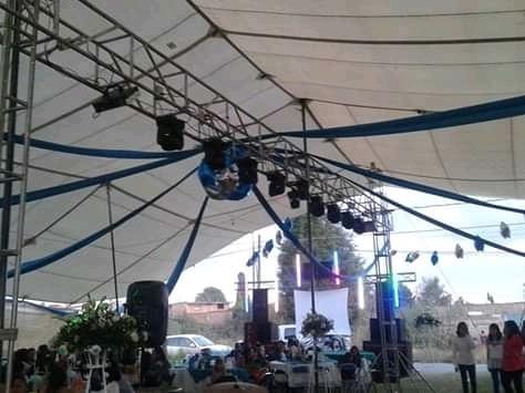 audio profesional ideal para fiestas