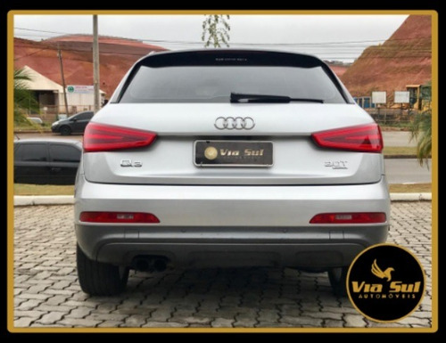 audio q3 2.0 turbo ambiente