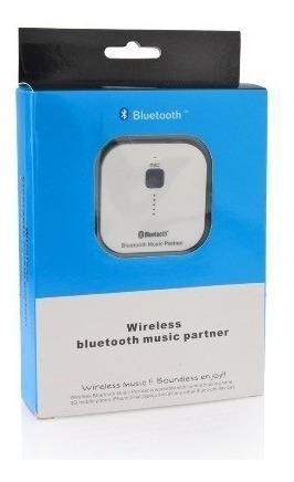 audio receptor bluetooth estereo con micrófono p/smartphone