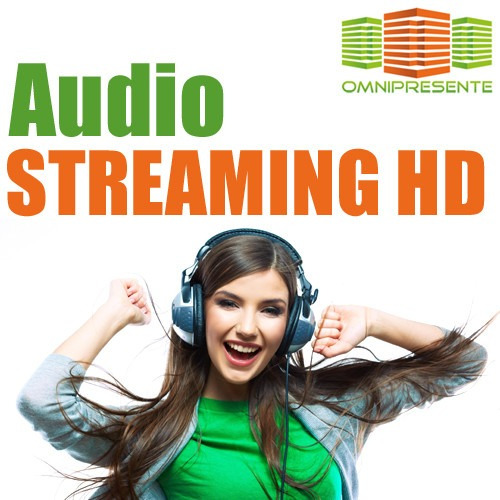 audio streaming hd, auto  dj, hosting, dominios, emails, web