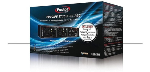 audio studio interface