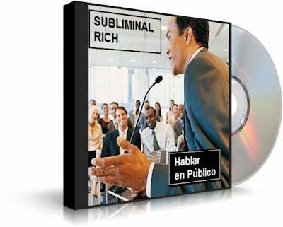 audio subliminal - cómo hablar en público - reprogramacion