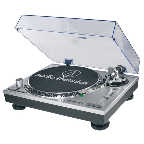 audio-technica at-lp120-usb, tocadiscos profesional