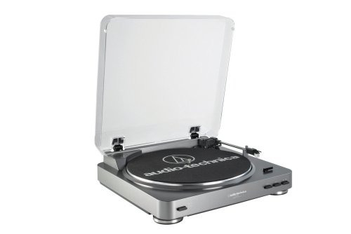 audio technica at-lp60 completamente automática giratoria i