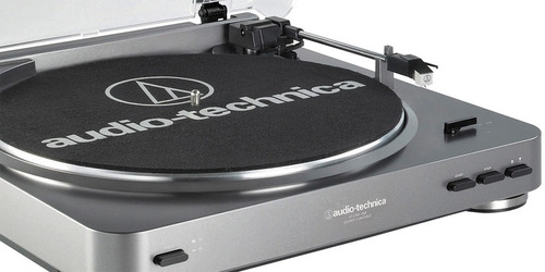 audio technica at-lp60 tornamesa (nueva) vinilohome