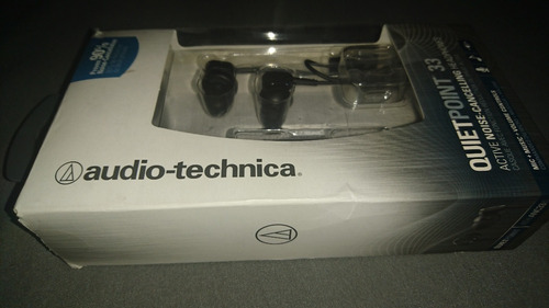 audio-technica ath-anc33is quietpoint active noise-cancellin