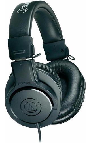 audio technica ath m20x auriculares profesionales estudio