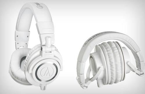 audio technica ath-m50x audifonos dj y estudio nuevo modelo