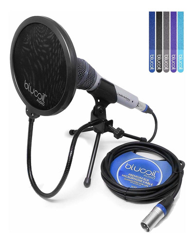 audio-technica atr2100-usb handheld micrófono cardioide d