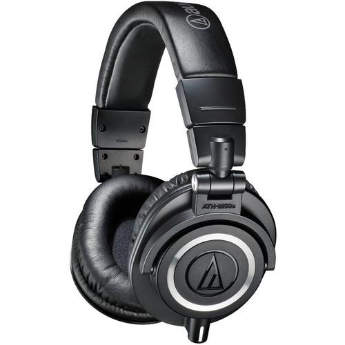audio-technica audiotechnica athm50x estúdio profissi