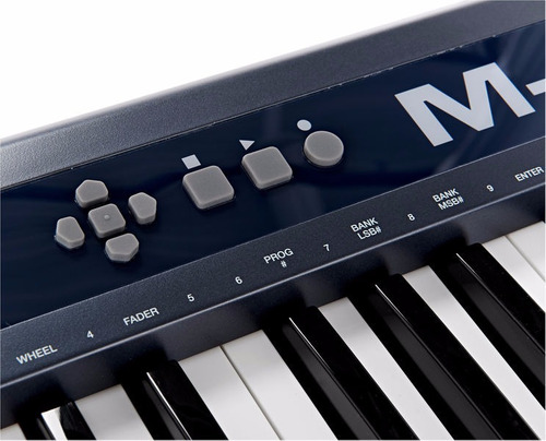 audio teclado piano