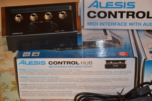 audio usb placa interface