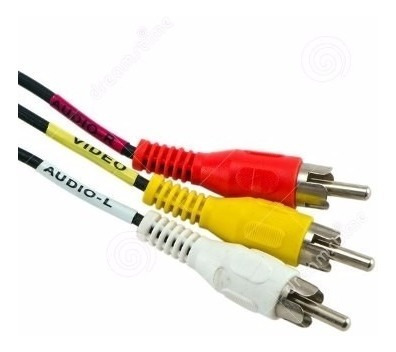 audio vídeo cable