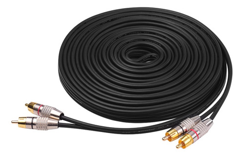 audio video cables de conexión cable de audio estéreo 2rca a
