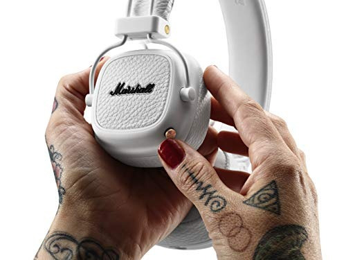 audio video marshall major auricular circumaural color amz