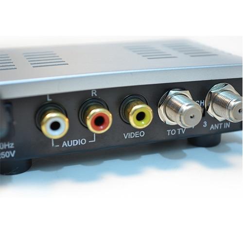 audio video para