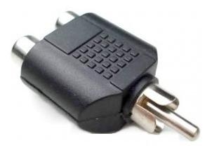 audio video para adaptador
