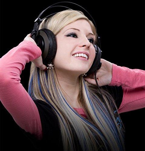 audio video samson sr850 auricular semiabierto atra amz
