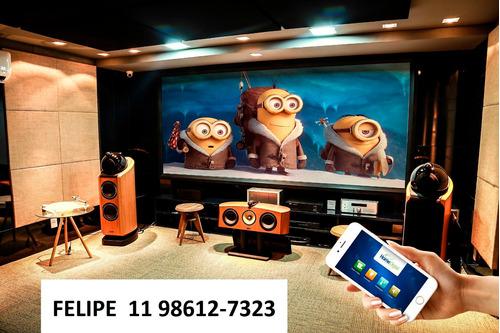 audio video suporte