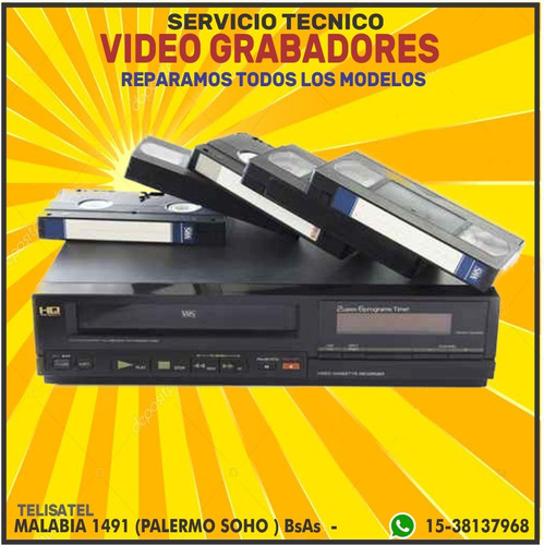 audio y tocadiscos vintage servicio tecnico - reparacion