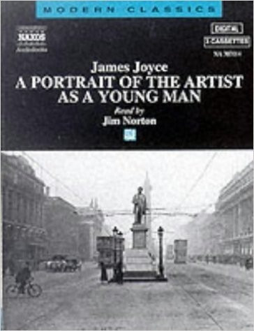 audiobook en cd a portrait of the artist as a young man