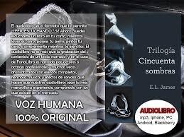 audiolibro 50 sombras de grey, mas obsequios (envio gratis)