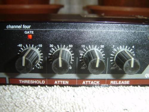 audiologic al440 quad gate dbx vst rane jbl genelec ross
