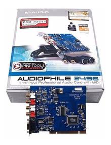 M-AUDIO DELTA AUDIOPHILE 2496 DRIVERS FOR PC