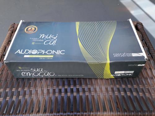 audiophonic sensation ks 6.2 6.5  130watts