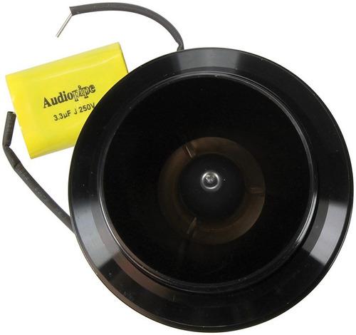 audiopipe tweeter de titanio de aluminio de 1 -inch200w max