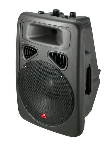 audiosonic as8308 bafle 8 pulgadas 2 vias amplificado 100w