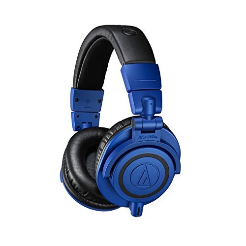audiotechnica athm50xbb limited edition professional monitor