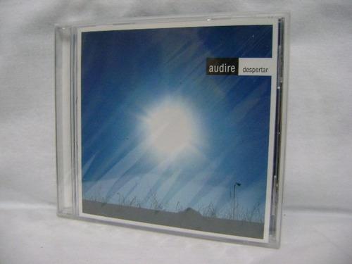 audire despertar cd nuevo sellado