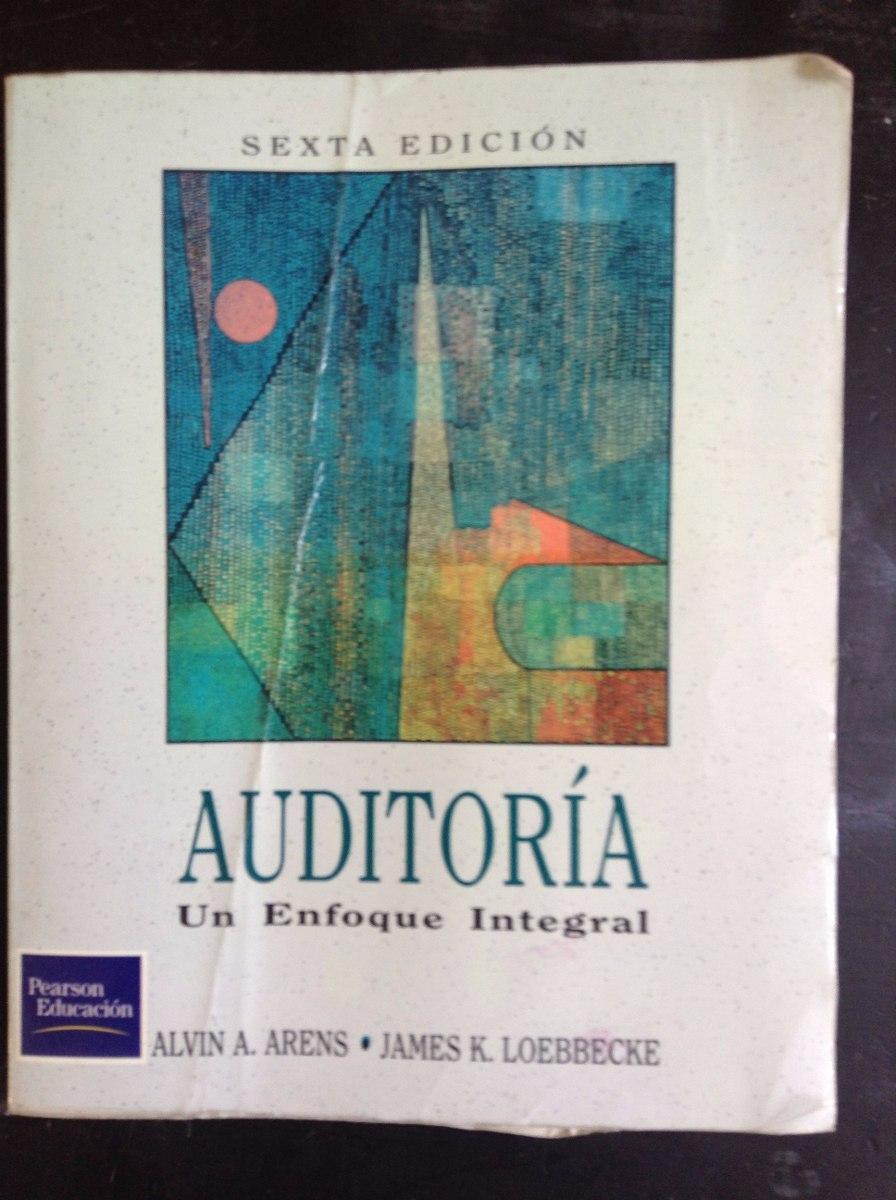 auditoria un enfoque integral arens