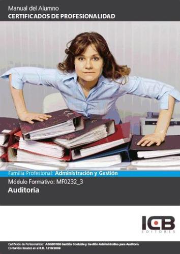 auditoría(libro auditoria)