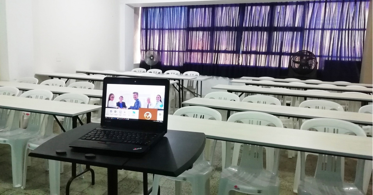 auditorio y sala de capacitación en piura