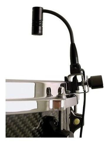 audix f90 cuello de cisne micrófono y abrazadera