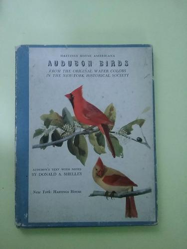 audubon birds  donald shelley