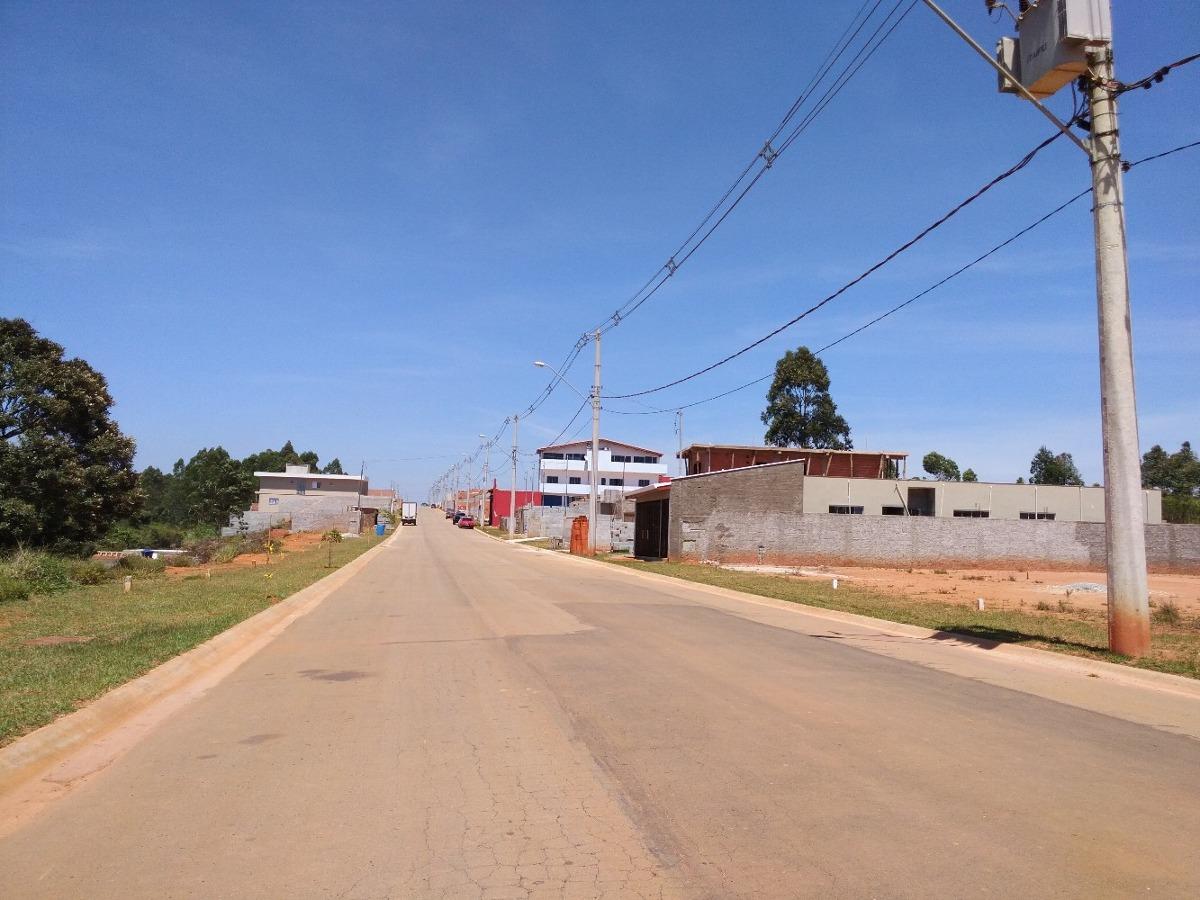 aug - lotes 150m2-180 meses p/ pagar-prontos p/ construir