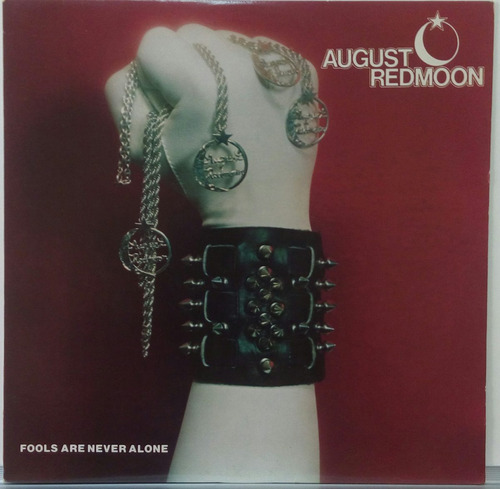 august redmoon vinyl vintage fools are never alone