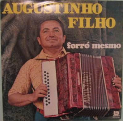 augustinho filho - forró mesmo - 1976