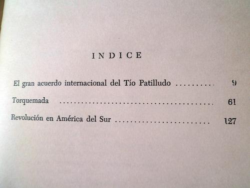 augusto boal torquemada revolucion america sur tio patilludo